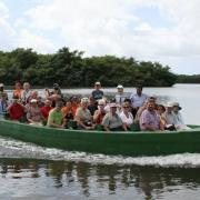 Boat, Caroni Bird Sanctuary, Tourism